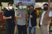 Camat Tambora, Siap Membantu Rekan Indonesia Dalam Mengembangkan Komunitas Warga Siaga