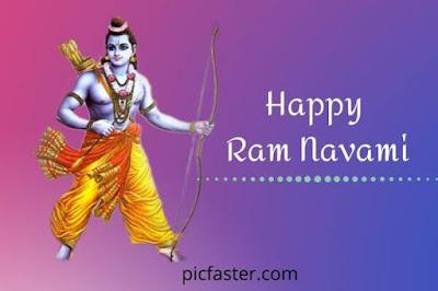 Happy Ram Navami Images for whatsapp dp [2020] In Hindi