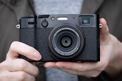 Fujifilm X100Vミラーレスデジタルカメラファームウェアのダウンロード