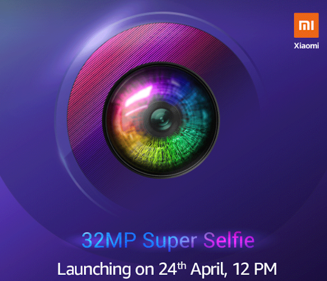 Redmi New Launch - 32 MP Super Selfie