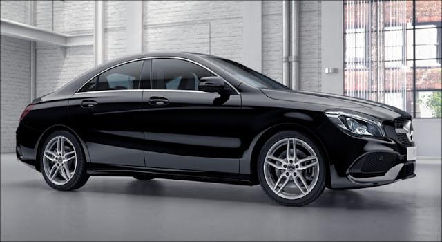 Mercedes CLA 250 4MATIC 2019