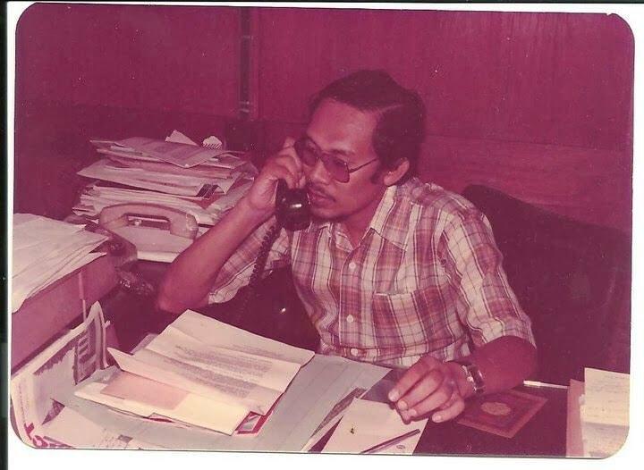 Anwar Ibrahim Yayasan Anda
