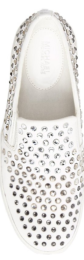 MICHAEL Michael Kors 'Keaton' Studded Slip-On