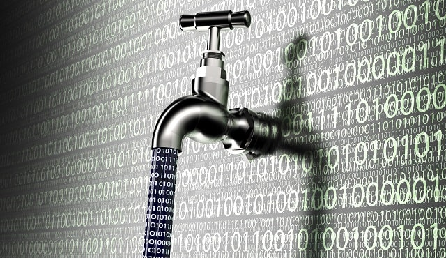 what is data spillage information leaks