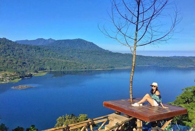 Wisata Bali Utara Puncak Wanagiri