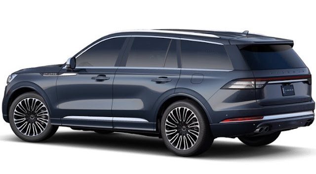 2020 Lincoln Aviator SUV: Price, features and Photos