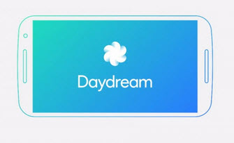 Google Daydream VR and Two new recordings have uncovered the main applications