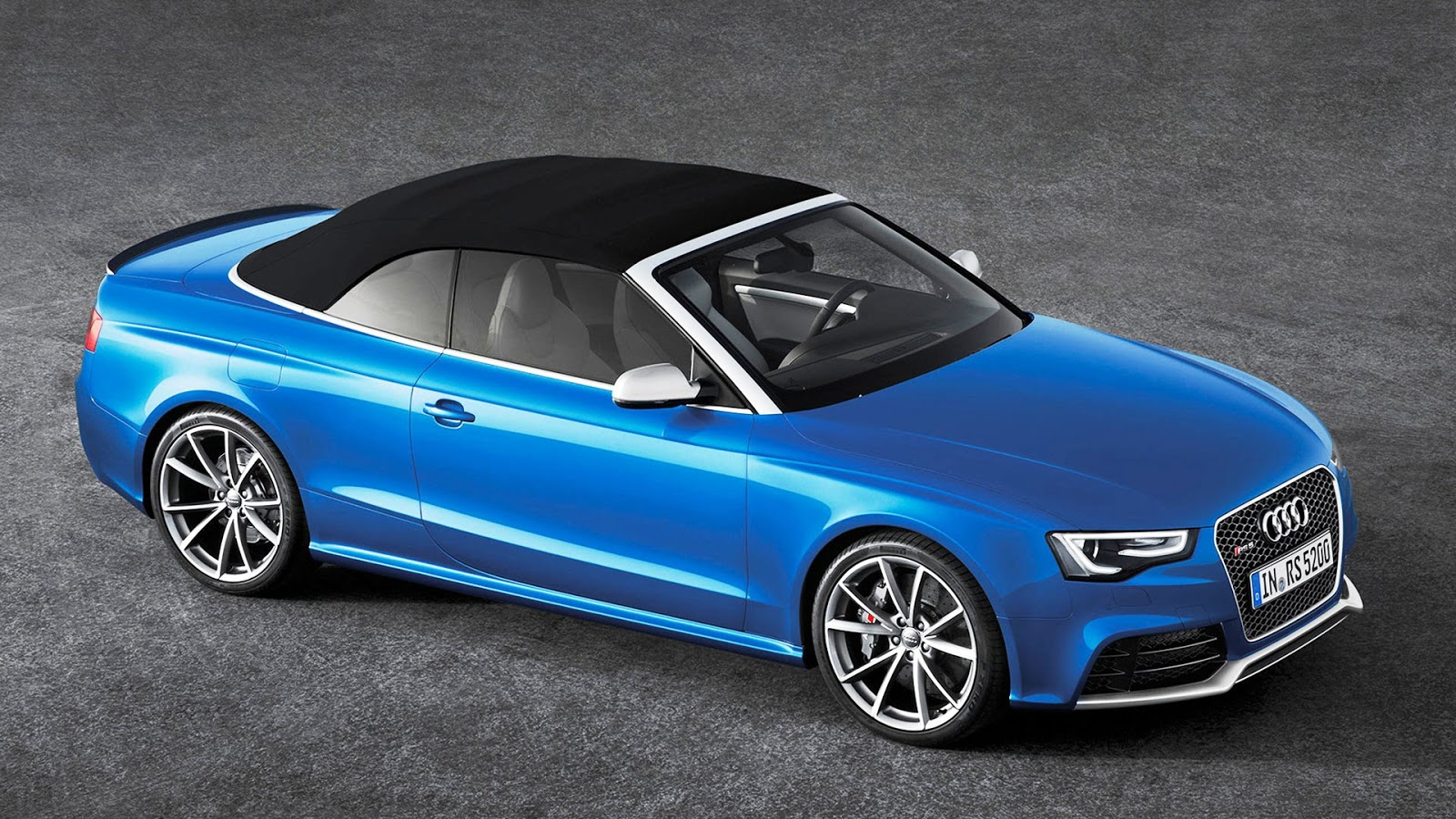 full hd exotic car wallpapers 2014 audi rs5 cabriolet. Black Bedroom Furniture Sets. Home Design Ideas