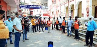 नगर पालिका परिषद की टीम हर वार्ड में जाकर लोगों को करेगी जागरूक | #NayaSaberaNetwork