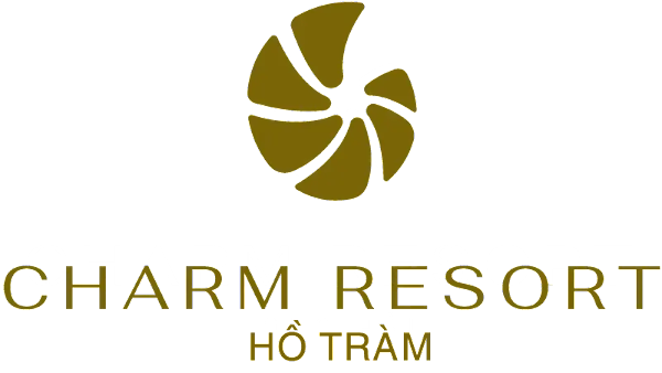 logo biểu tượng của dự án Charm Hồ Tràm Resort
