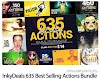635 Best Selling Actions Bundle / Specification