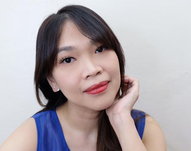 3CE Velvet Lip Tint in Daffodil Review