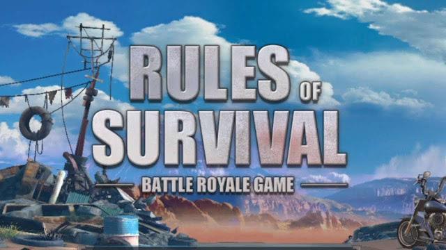 Rules of Survival MOD APK Download(Aimbot / Recursos ilimitados)