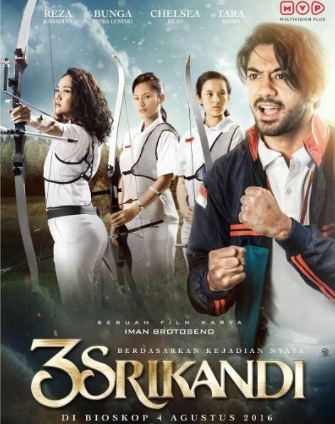 Download Film 3 Srikandi 2016