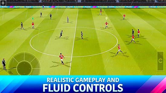 Dream League Soccer 2020 (DLS 20) Mod Apk Unlimited