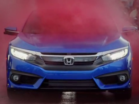 tv advert song  commercial song honda civic coupe commercial