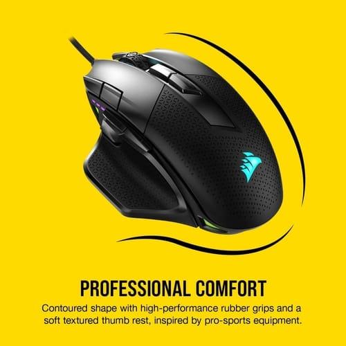 Review Corsair Nightsword RGB Ergonomic Gaming Mouse