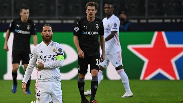 Liga Champions : Real Madrid Kontra Inter Milan