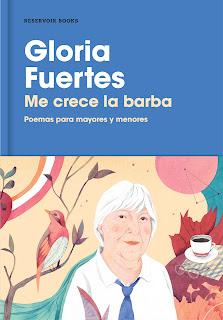 Reseña | Me crece la barba, de Gloria Fuertes