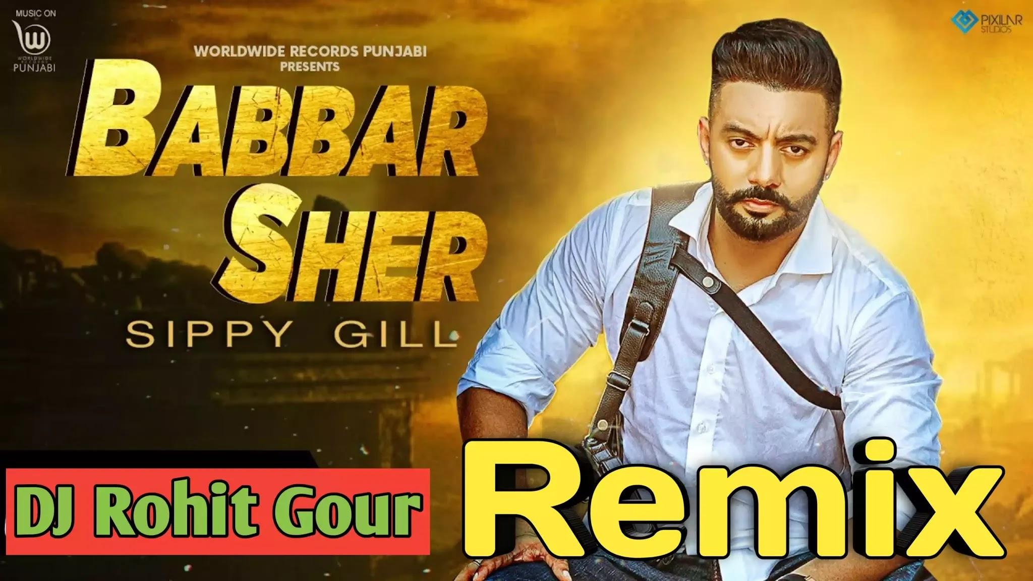 Babbar Sher Dj Remix Song