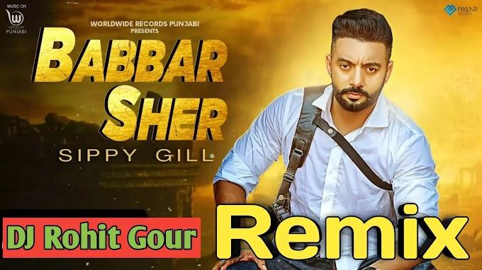 Babbar Sher Dj Remix Song Sippy Gill