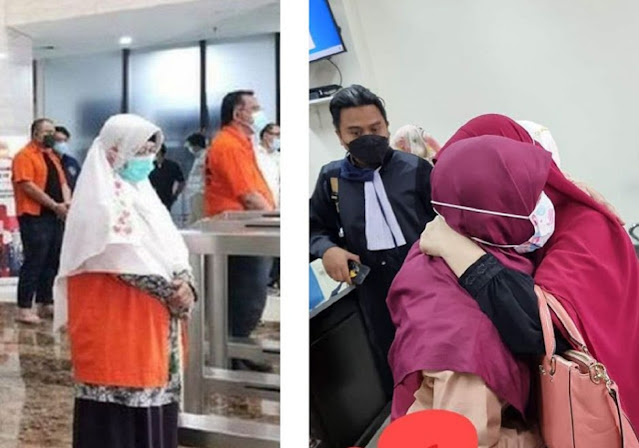 Ustadzah Kingkin Anida Divonis 6 Bulan, Bebas 10 April, Alhamdulillah Bisa Menikmati Ramadhan Bersama Keluarga