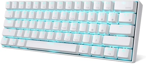 RK ROYAL KLUDGE RK61 Mechanical Gaming Keyboard