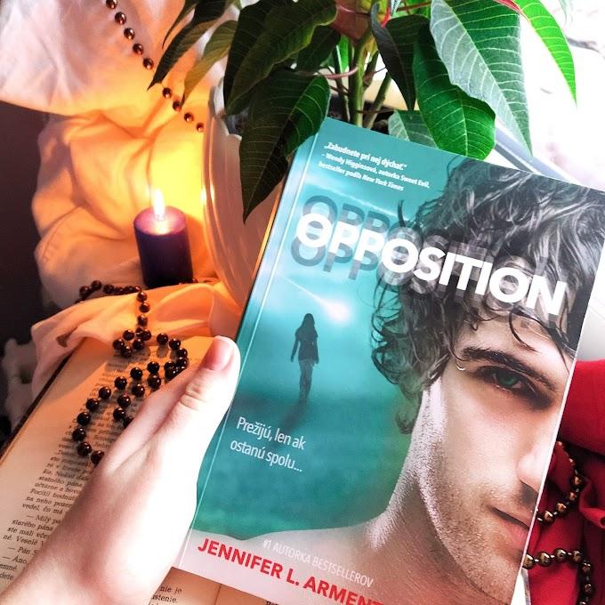 Jennifer L. Armentrout: Opposition (Lux IV. diel)