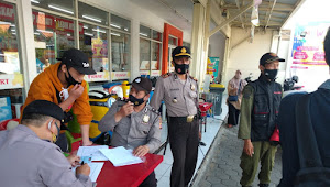 Polsek Ujungberung Polrestabes Bandung Bersama TNI dan Linmas, Operasi Yustisi Gakplin