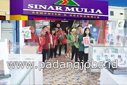 Lowongan Kerja Padang: Sinar Mulia Juli 2018