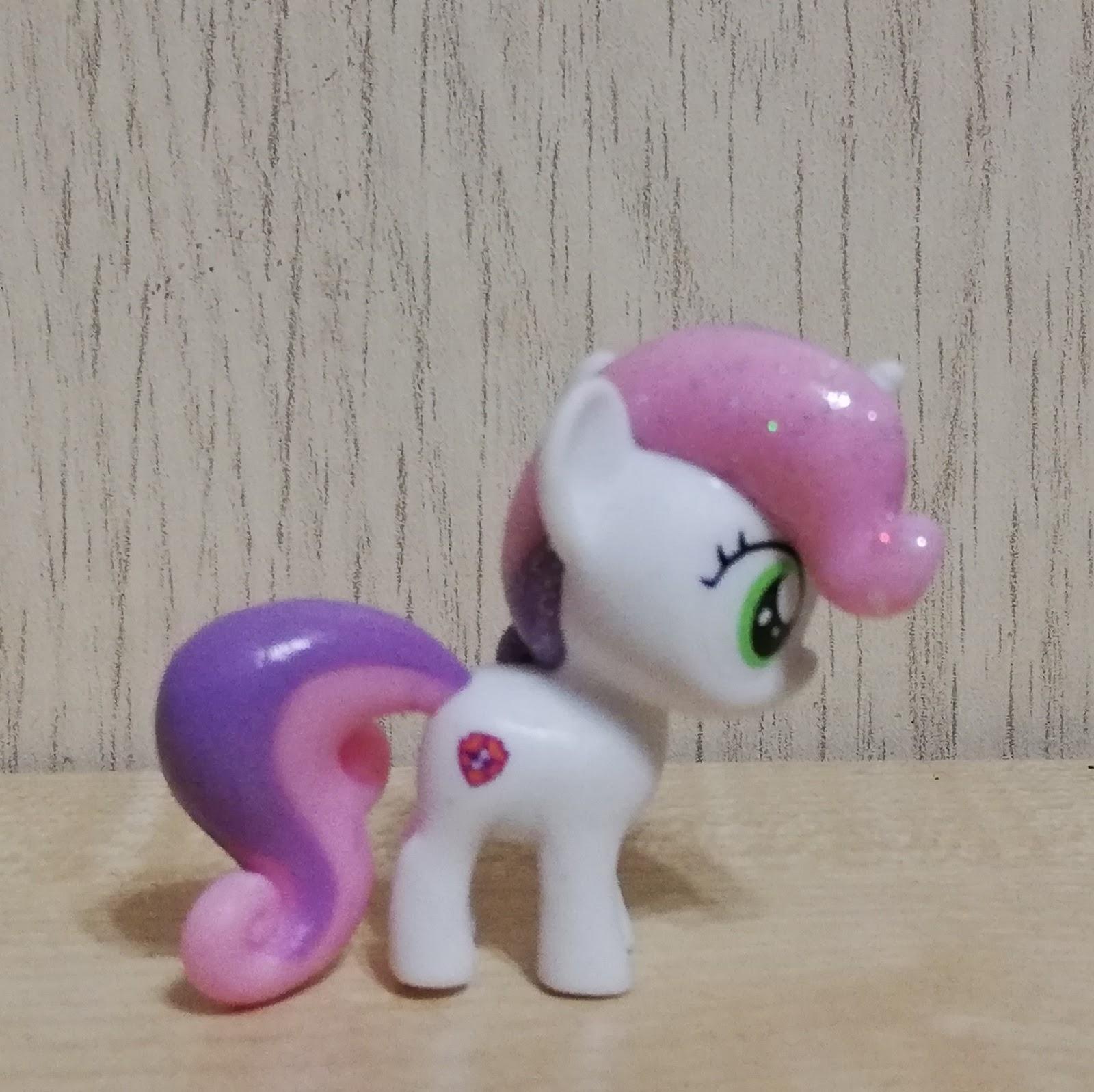 Sweetie Belle Figure New My Little Pony Egmont Figure