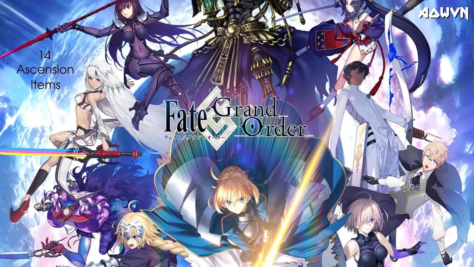 fate order aowvn2 - [ Anime 3gp mp4 ] Fate/Grand Order: First Order | Vietsub – Siêu phẩm cuối năm