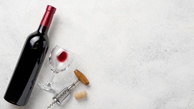 Travel around the world of wine