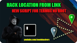 how to hack location in termux
