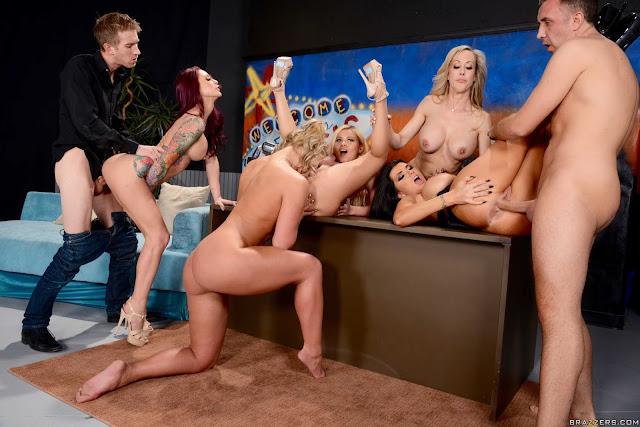Реалити порношоу смотреть #3