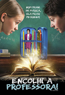 Encolhi a Professora - BDRip Dual Áudio