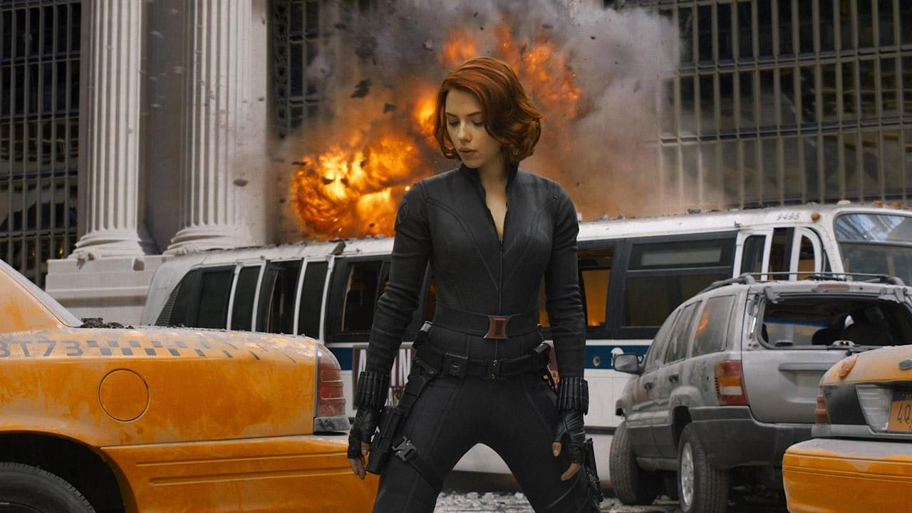'The Avengers,' Strong Female Characters and Failing the ...