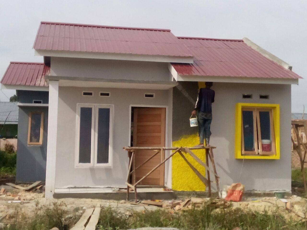 #perumahan type 36 simpang tiga pekanbaru - HP. 0821.7312 ...