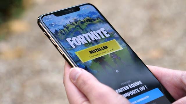 Un iphone sans Fortnite ? Pas de problème si vous avez minimum 5000$ !