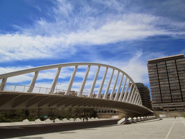 Puente de Calatrava, Valencia, abril 2014 - Paseos Fotográficos Valencia