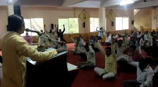 भारतीय किसान संघ तहसील इकाई का गठन का अभ्यास वर्ग का समापन
