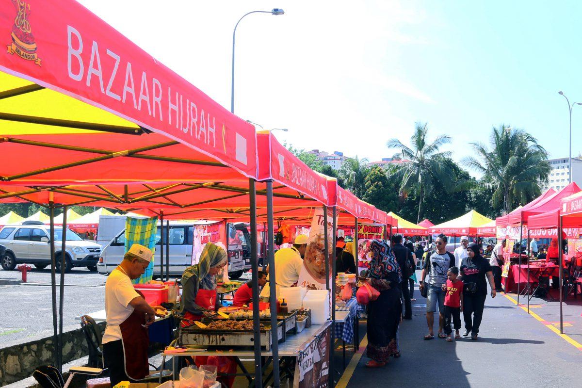 Lokasi Bazar Ramadan Di Negeri Selangor Tahun 2021