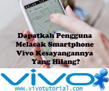 Melacak Smartphone Vivo