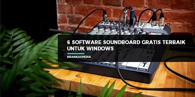 Software Soundboard gratis terbaik