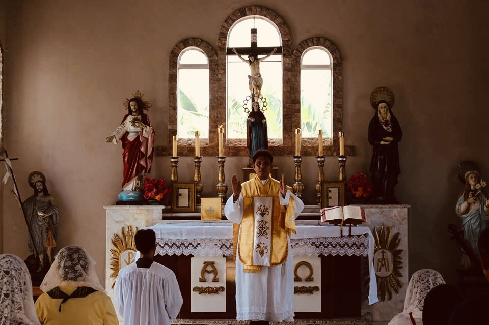 Churches and Chapels for Latin Tridentine Mass