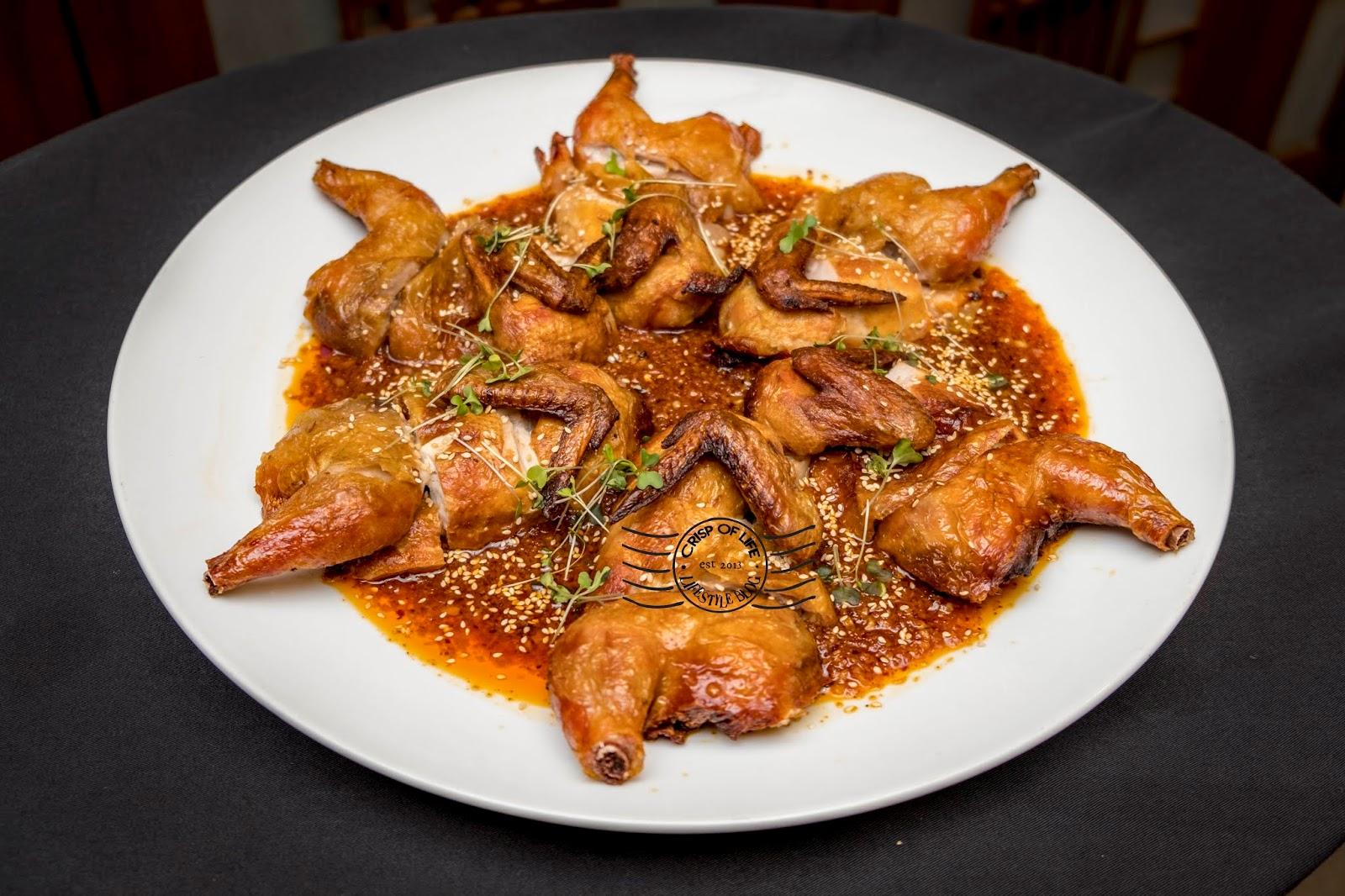 Golden Phoenix Restaurant Hotel Equatorial Chinese New Year Set Menu 2019