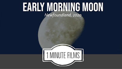 Early Morning Moon Film