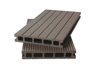 wood plastic composite deck (150x25mm)