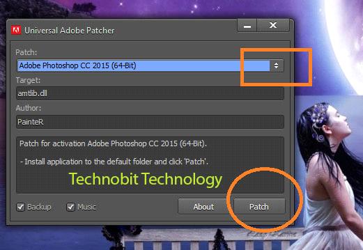 Photoshop crack download