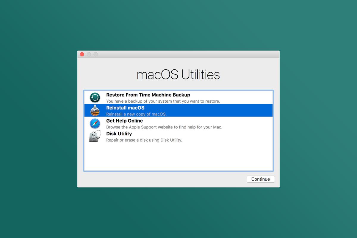 Come avviare macOS in modalità Recovery